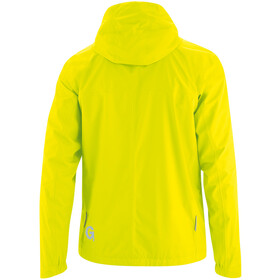 Gonso Save Light Regenjas Heren, safety yellow